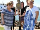 TWO men lost at sea when the trawler Cassandra sank off Fraser Island have been honoured with a fitting tribute