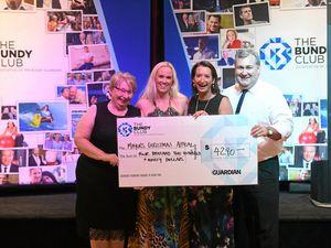 Bundy Club raises more money for local charities