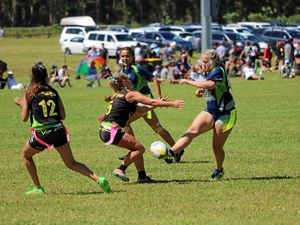 Ebony to represent the nation at New Zealand Oztag Cup