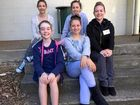 YEARS of dedication and focus have paid off for four talented ballerinas and their teacher.