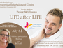 An evening of mediumship, love and laughter with spirit as Peter Williams takes you on a journey to the other side like you have never experienced before.