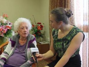 Chat with a 103-year-old