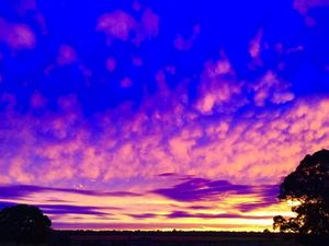 YOUR PICS: Oh what a sunset! Stunning skies on Fraser Coast