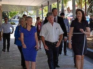 Premier visits Heart Hotel