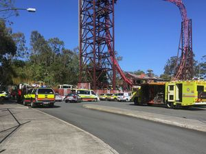 Dreamworld deaths: Photos from the scene