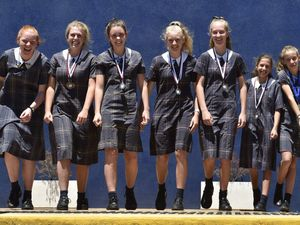 Medal haul for Fairholme students