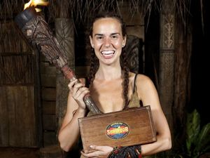 How Kristie blind-sided everyone to win Australian Survivor