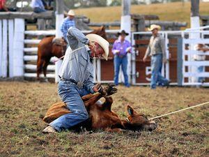 Animals activists target rodeo acts