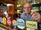 Brewmaster Chuck Hahn is looking forward to helping with the relaunch of the Eumundi Brewery at the Imperial Hotel Eumundi.