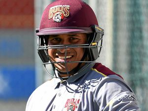Khawaja still in frame for first Test despite outburst