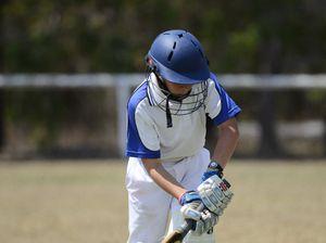 Son of a gun makes night cricket debut for Tucabia