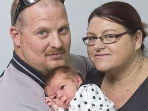 Toowoomba's newborn babies