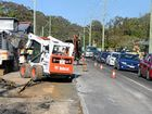 Motorists can expect delays on Kennedy Drive due to scheduled construction.
