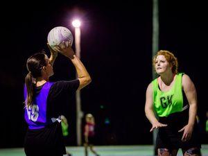 Netball Ladies Fixtures