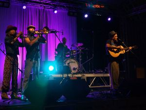 Byron Bay act Jesse Morris Band will play at the Brolga Theatre on November 6 at 3pm.