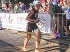 Gladstone duo combat the 70.3 Triathlon