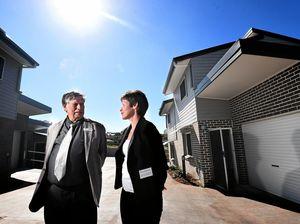 New G'bah affordable housing