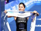 REIGNING CHAMP: Ashleigh Gentle is chasing her fourth Noosa Triathlon title.