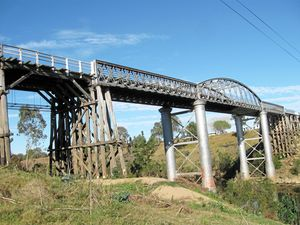 Proposed mine could see the return of Kingaroy rail line