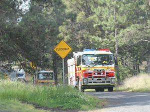 Safety warning after blaze damages motorhome