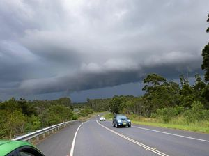 Severe storms forecast to hit Coffs and Mid North Coast
