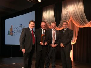 Wagners cements new accolade in United States