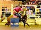 Visitors to Warwick Rodeo have been sporting the colour to raise money for the Daniel Morcombe Foundation