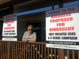 'No more scaremongering' in Kingscliff election race