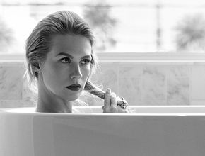 January Jones: Take time away from your phone