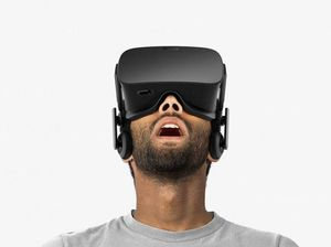 On fetish forums across the web, macrophiliacs are realising the potential of virtual reality headsets which can place you in another world.