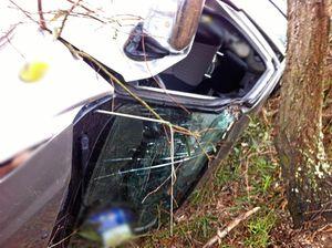 Girl, 7, pulls siblings from crash wreckage