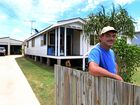 KEN Spain was working away when almost 1m of water tore through his Wilmot St home in North Bundaberg in January 2013.