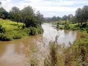 Five Mile Bridge, Walloon on flood watch after Rosewood peak