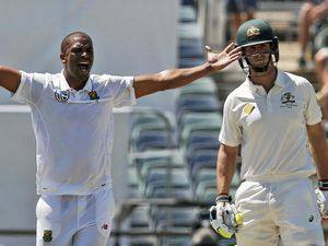Proteas fight back to leave first Test in balance