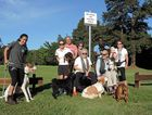 SAFETY A PRIORITY: Nambour residents are petitioning for a safer dog park for their pooches.