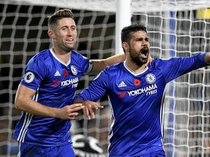 Chelsea scores five as Man City drops points to Boro