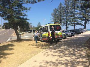 Bulcock Beach rescue