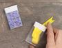 Repurposed Tic Tac boxes