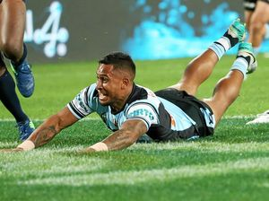 Ben Barba dumped by Cronulla after positive test