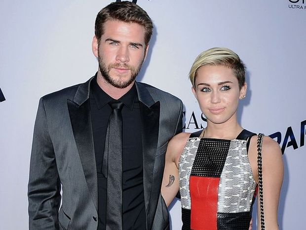 Chris Hemsworth anxious Miley Cyrus will ditch Liam Hemsworth