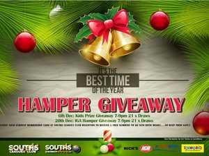 Nicks IGA Christmas Hamper Giveaway @ Souths!