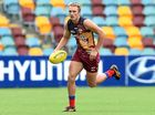 Promising Brisbane Lions midfielder Jaden McGrath has called time on his AFL career after just two years and three senior games in the system.
