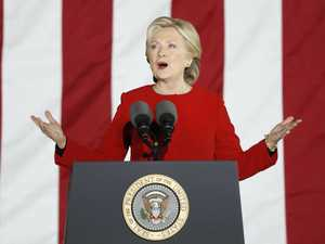 Figures suggest FBI letter cost Clinton the election