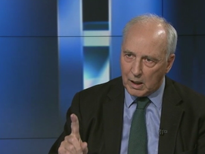 Howard and Keating talk about Trump