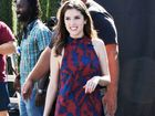 ANNA Kendrick prefers awards ceremonies when she isn't winning as she can let her hair down.