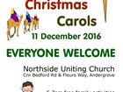 Free family activities and Christmas Carols