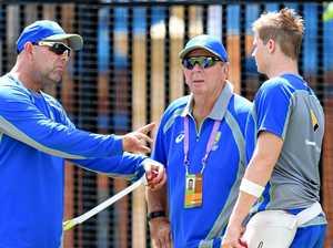 Top cricket selector falls on sword after Hobart humiliation