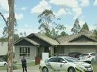 Man dies after ramming home.