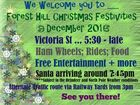 Forest Hill Christmas Festivities is a street carnival for the whole community with loads of free entertainment and Santa.