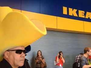 IKEA North Lakes opens at last